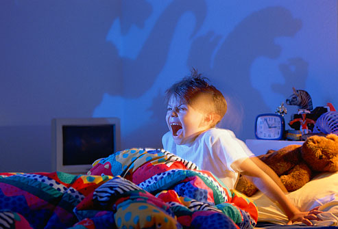 Toddlers and BadDreams