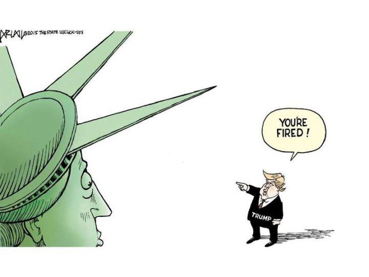 Leave our PresidentAlone…